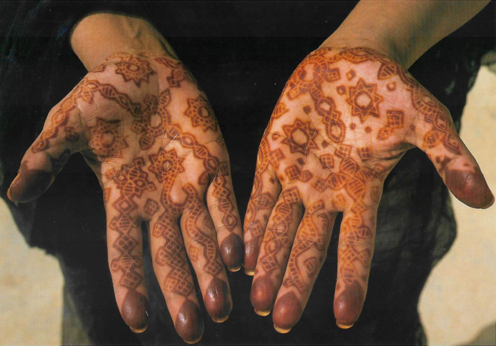 henna tattoo workshop mit ursula weiss hammam basar. Black Bedroom Furniture Sets. Home Design Ideas